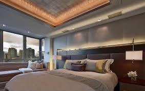 master bedroom trendy master bedroom photo in vancouver with beige walls bedroom lighting options