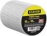 «<b>Серпянка самоклеящаяся FIBER</b>-<b>Tape</b>, 10 см х 10м, <b>STAYER</b> ...