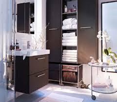 cool ikea bathroom shelf fascinating bathroom design with big brown wall mounted bathroom cabinet plus brown bathroom furniture