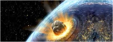 Resultado de imagem para meteoro cai na terra fotos