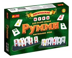<b>Ранок Настольная игра</b> для всей семьи. Румми - Акушерство.Ru