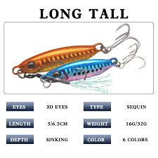 <b>Short Version Duo Iron</b> Fishing Lure Iron Pack Lead Fish Sequins ...