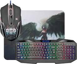 Игровой <b>набор Defender Reaper MKP-018</b> RU, мышь, клавиатура ...