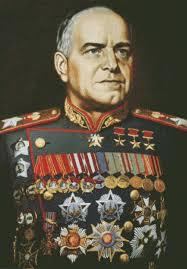 Великие полководцы Великой отечественной войны