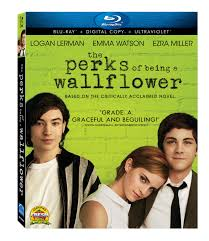 the perks of being a wallflower blu ray review
