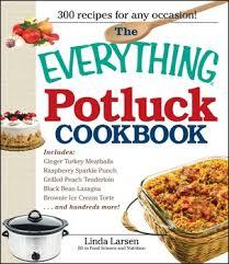 The <b>Everything</b> Potluck Cookbook eBook by <b>Linda Larsen</b> | Official ...