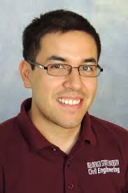 NMSU civil engineering student Juan Solis has obtained a $40,000 annual Graduate Research Fellowship from the National Science Foundation to support his ... - Juan_Solis