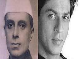 shahrukh to essay the role of pandit jawaharlal nehru   filmi fan clubshahrukh to essay the role of pandit jawaharlal nehru