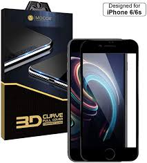 MOCOLL 3D Curved Edge Full Cover Tempered ... - Amazon.com