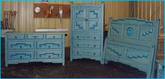 bedroom set blue stain anasazibluestainmade