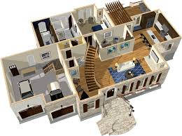 Home Designer ProDollhouse Overview   Curved Stairs