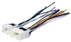 amazon com scosche nn03b radio wiring harness for 1995 07 nissan scosche nn03b radio wiring harness for 1995 07 nissan standard color