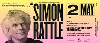London Symphony Orchestra and Sir <b>Simon Rattle</b> - musica viva
