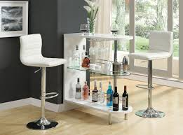 full size of kitchen contemporary home bar table set arch shape white high gloss finish arched table top wine cellar furniture