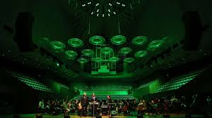 environmental sustainability sydney opera house concert hall green lighting