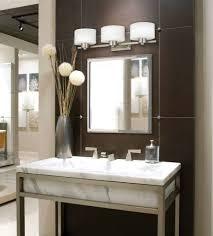 contemporary bathroom lighting in brushed nickel best of interior bathroom vanity lighting fixtures
