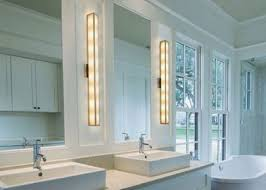 to achieve the ideal quality of light for grooming shaving and applying makeup you must eliminate shadows on the face when using wall sconces bathroom makeup lighting