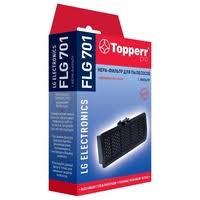 Topperr HEPA-<b>фильтр</b> FLG 701 — Аксессуары для пылесосов ...