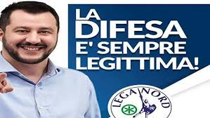 Image result for Photo Lega Nord Salvini