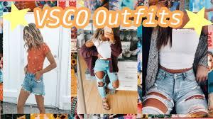 VSCO <b>Girl Outfits</b> // VSCO <b>Summer Outfits</b> 2019 - YouTube