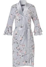 Pastunette Deluxe <b>ladies</b> wrap-over kimono 'beautiful <b>spring</b> ...