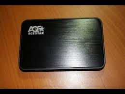 Распаковка и обзор Внешнего корпуса для HDD AGESTAR ...