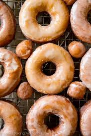 How to Make Homemade Glazed <b>Doughnuts</b> | Sally's Baking Addiction