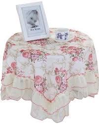 Great Labor Day sales on <b>High</b>-<b>Quality Flowers Pattern</b> Tablecloth ...
