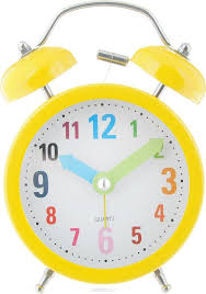 "Часы-<b>будильник Sima-land</b> ""Разноцветные цифры"", цвет ..."