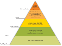 the origins of personality introduction to psychology maslow s hierarchy of needs