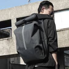<b>FYUZE</b> Fashion <b>Men Backpack</b> for Laptop 15.6 inch Waterproof ...