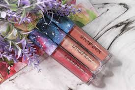 These <b>Smashbox Gloss Angeles</b> Divine Trio Lipglosses are Instant ...