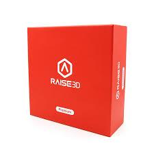 <b>Катушка PETG-пластика Raise3D Premium</b>, 1.75 мм, 1кг, черная ...