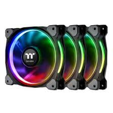 <b>Riing Plus</b> 12 RGB Radiator <b>Fan TT</b> Premium Edition (комплект из 3 ...