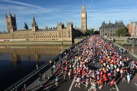 Image result for interesting stats about London marathon