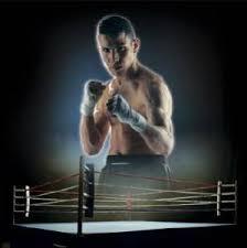 mohamed belkacem - mon sport ma passion la boxe thai - 107261833