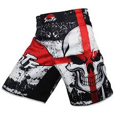 SUOTF MMA Black Boxing Cotton Loose Size ... - Amazon.com