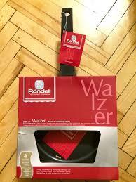 Обзор на <b>Сковорода RONDELL</b> RDA-768 <b>26</b> см Walzer