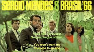 <b>Sergio Mendes</b> & Brasil '66 - Mas que nada - English subtitles ...