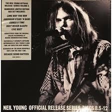 <b>Neil Young</b> – Official Release Series Discs 8.5-12 – купить по цене ...