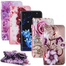 Flower <b>Butterfly Wallet Leather Case</b> for Xiaomi Mi 9 SE 9T Pro CC9 ...