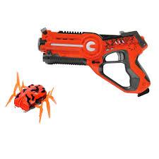 <b>Радиоуправляемый лазерный бой с</b> жуком Call of Life - Оранжевый