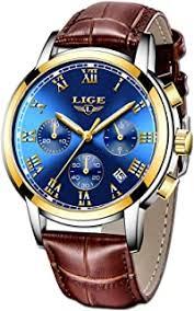 LIGE - Men: Watches - Amazon.in