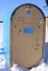 lite weight Ice Fishing House Plans   Ice house Minnesota  Ice    Ice Shanty Plans