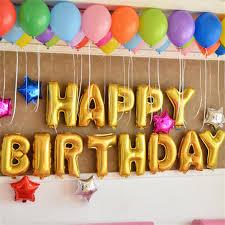 1Set(<b>13pcs</b>) <b>Happy Birthday</b> Letter Foil <b>Balloons</b> Merry Christmas ...