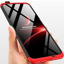 For Huawei Y9S Phone Case <b>360 Full protection 3</b> IN 1 Matte Hard ...