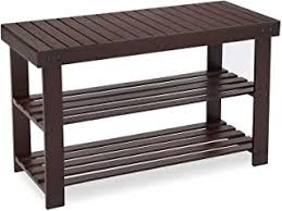 Brown - Storage Benches / Entryway Furniture: Home ... - Amazon.com