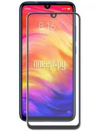 <b>Аксессуар Защитное стекло Neypo</b> для Xiaomi Redmi Note 7 Full ...