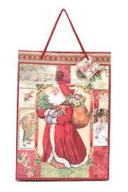 <b>Подарочный пакет Mister</b> Christmas арт BR-AB-114 ...