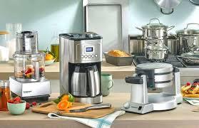 Топ 5 мелкой техники: большие помощники в приготовлении пищи